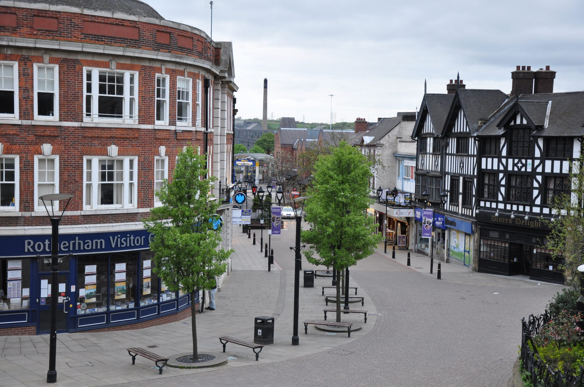 CCTV Services Rotherham