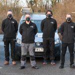 Home CCTV Ltd Team Picture Five