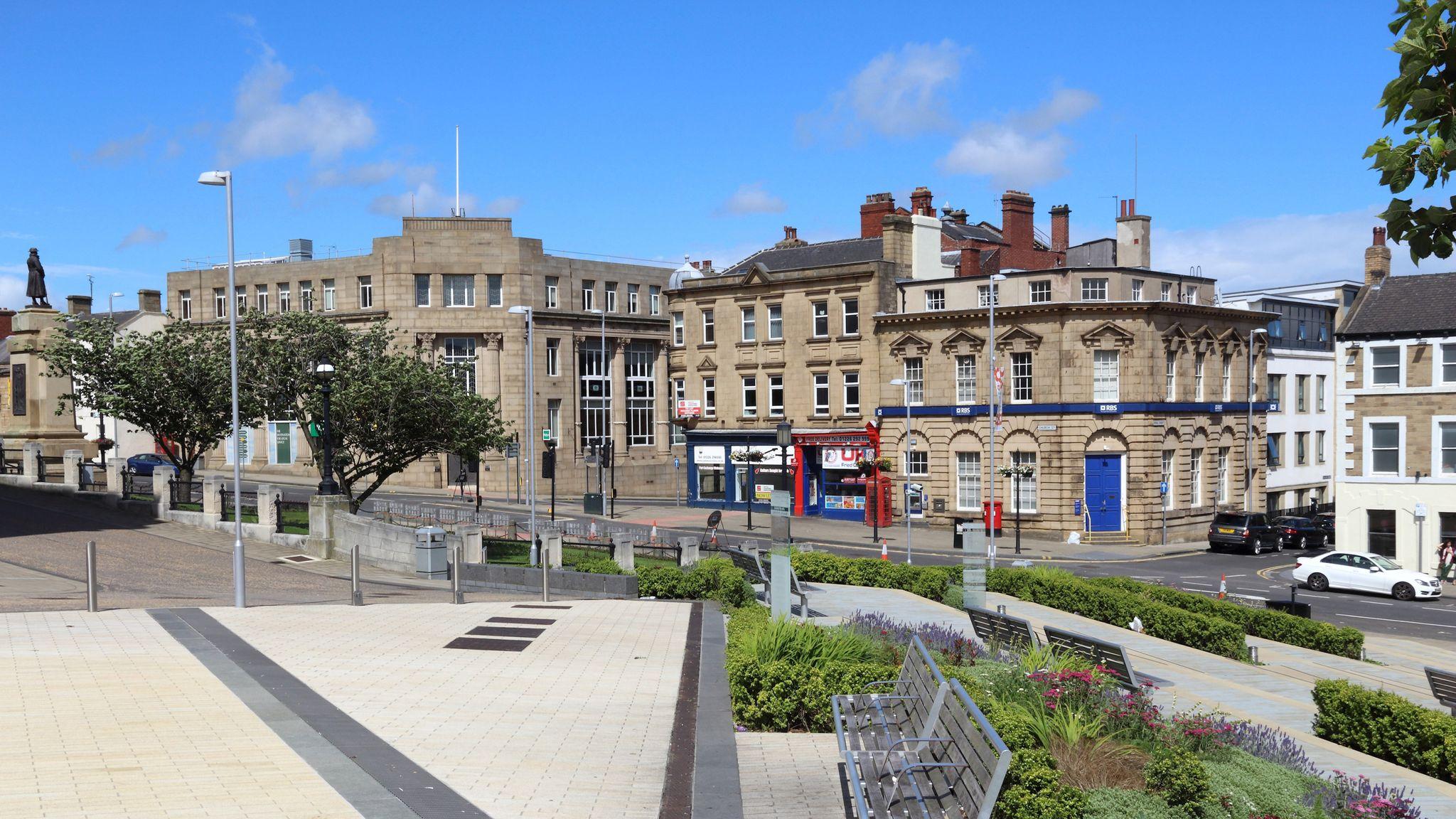 Barnsley CCTV Row Image